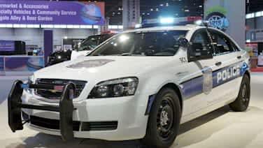 günstig kaufen super service Wählen Sie für neueste Chicago 2010: Chevrolet rolls out Caprice Police Car | Autoblog