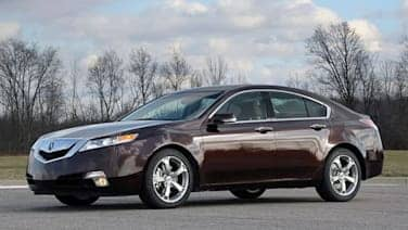 Review: 2010 Acura TL SH-AWD 6MT is a mouthful, not a