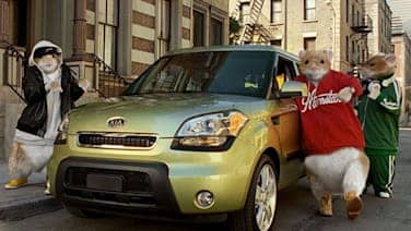 Kia Hampsters Win Nielsenu0027s Top Auto Ad Award For Second Year In A Row    Autoblog