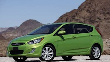 2012 Hyundai Accent Five-Door | Autoblog