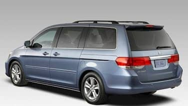 Honda recalls over 45,000 Odyssey minivans over liftgate failures