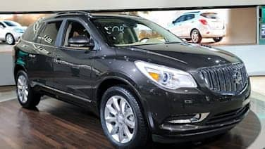 2013 Buick Enclave does a slightly different song and dance | Autoblog