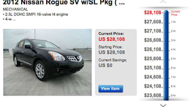 Ebay Motors Dropping Prices Hourly On Certain Cars Until They Sell Autoblog