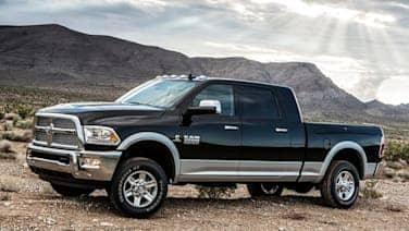 2013 Ram HD and Chassis Cab pickups are ready for work
