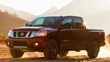 2013 Nissan Titan Sv 4X4 hd photo