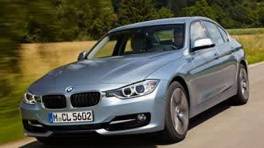 2013 BMW ActiveHybrid 3 - Autoblog