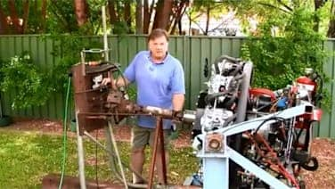 Russell Sutton's nine-cylinder radial engine LIVES! | Autoblog