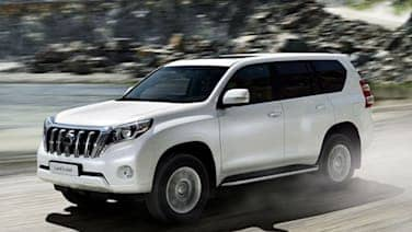 Refreshed 2013 Toyota Landcruiser Prado gets official [w/video