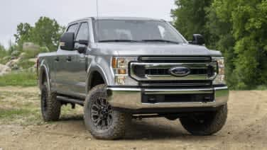 7.3 Powerstroke Specs >> Ford Super Duty 7 3 Liter V8 Specs Revealed Autoblog