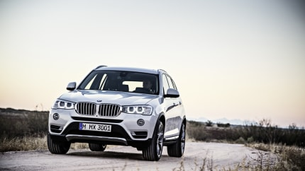 Bmw X3 Prices Reviews And New Model Information Autoblog
