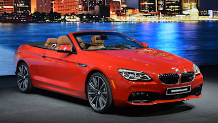 BMW 6 Series Gran Coupe Pricing Reviews and New Model Information