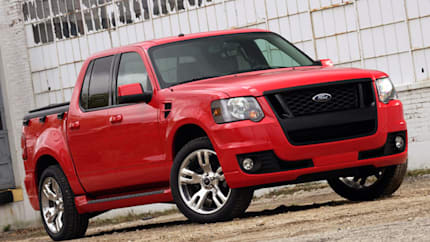 unsurprising news of the day ford explorer sport trac is toast
