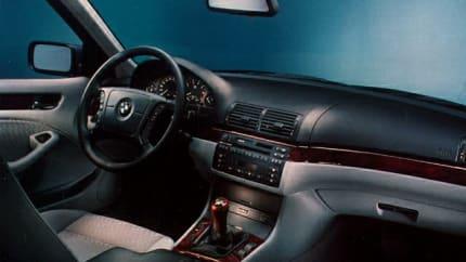 2000 BMW 323 - 4dr Sedan (i)