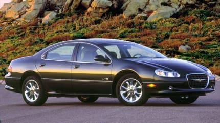 2001 Chrysler LHS - 4dr Sedan (Base)