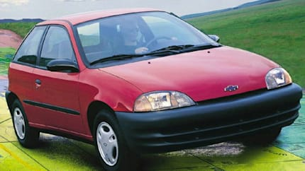 2000 Chevrolet Metro - 2dr Coupe (Base)