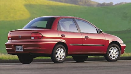 2000 Chevrolet Metro - 4dr Sedan (LSi)
