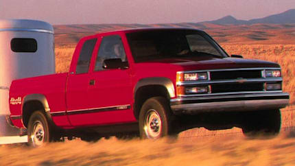 2000 Chevrolet K3500 - 4x4 Extended Cab 155.5 in. WB HD (Base)