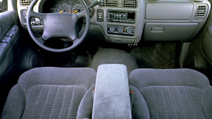 2000 Isuzu Hombre - 4x2 Space Cab (S 2.2L)
