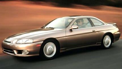 2000 Lexus SC 400 - 2dr Coupe (Base)