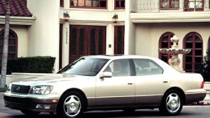 2000 Lexus LS 400 - 4dr Sedan (Base)