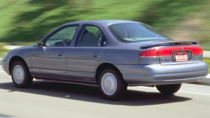 2000 Mercury Mystique - 4dr Sedan (GS)
