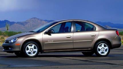 2001 Plymouth Neon - 4dr Sedan (LX)