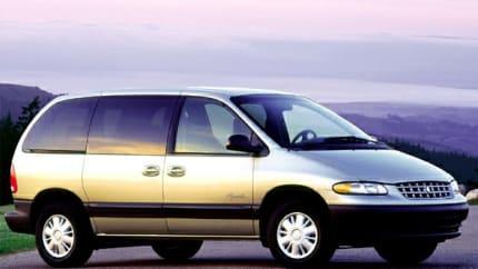 2000 Plymouth Voyager - Passenger Van (Base)