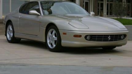 2003 Ferrari 456M - 2dr Coupe (GTA)