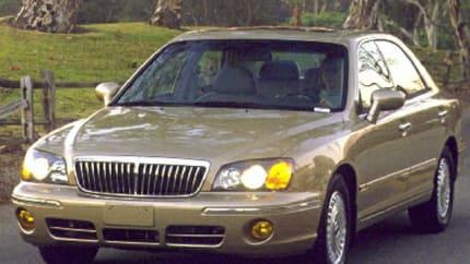 2001 Hyundai XG300 - 4dr Sedan (Base)