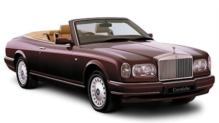 2002 Rolls-Royce Corniche - 2dr Convertible (Base)