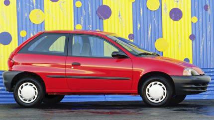 2001 Suzuki Swift - 2dr Hatchback (GA)