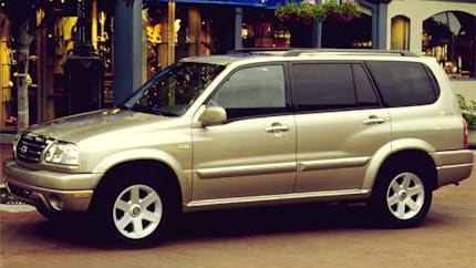 2001 Suzuki Grand Vitara XL-7 - 4dr 4x2 (Plus)