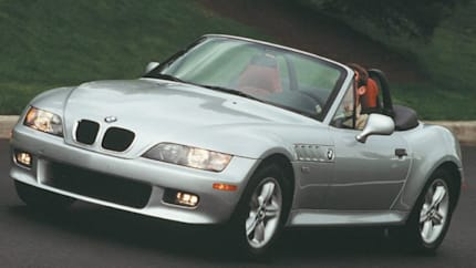 2002 BMW Z3 - 2dr Roadster (2.5i)