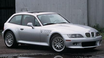 2002 BMW Z3 - 2dr Coupe (3.0i)