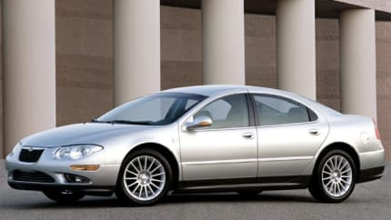 2004 Chrysler 300M - 4dr Sedan (Base)