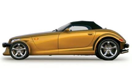 2002 Chrysler Prowler - 2dr Convertible (Base)