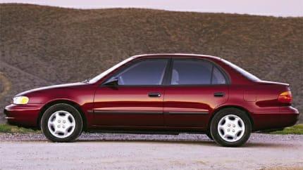 2002 Chevrolet Prizm - 4dr Sedan (Base)