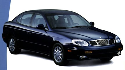 2002 Daewoo Leganza - 4dr Sedan (SE)