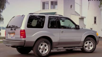 2003 Ford Explorer Sport - 2dr 4x2 (XLS Manual)