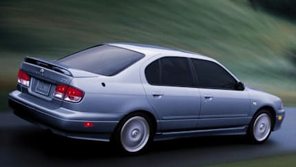 2002 INFINITI G20 - 4dr Sedan (Luxury Model)