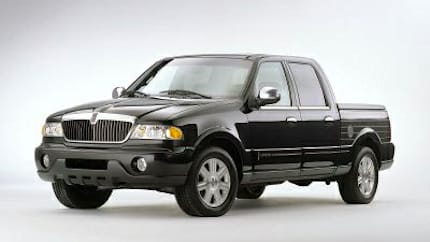 2002 Lincoln Blackwood - 4dr 4x2 138.5 in. WB (Base)