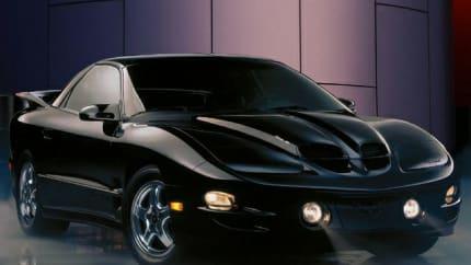 2002 Pontiac Firebird - 2dr Coupe (Base)