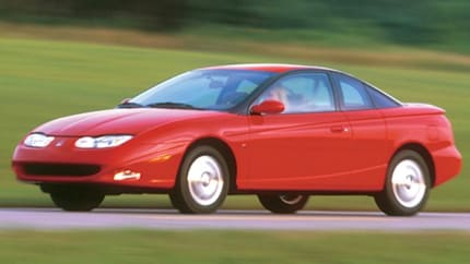 2002 Saturn S-Series - 3dr Coupe (SC1)