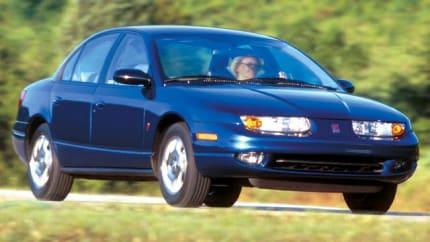 2002 Saturn S-Series - 4dr Sedan (SL)