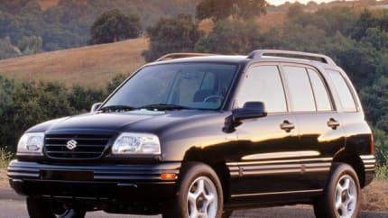 2003 Suzuki Vitara - 4dr 4x2 (Base)