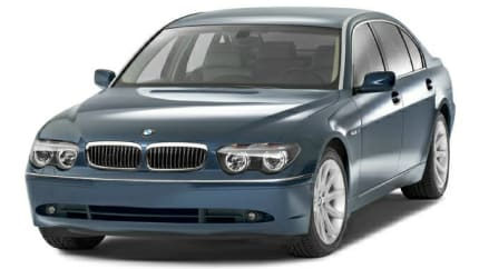2005 BMW 745 - 4dr Sedan (i)