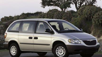 2003 Chrysler Voyager - Passenger Van (Base)