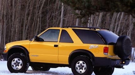2005 Chevrolet Blazer - 2dr 4x2 (LS)