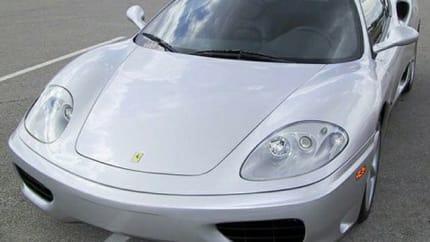 2004 Ferrari Challenge Stradale - 2dr Coupe (Base)