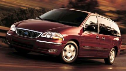 2003 Ford Windstar - 4dr Wagon (Standard)